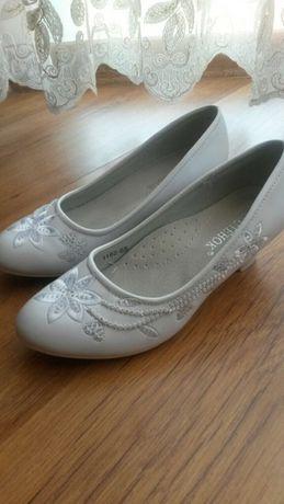 Туфли для девочки, 35 - 35,5 размер