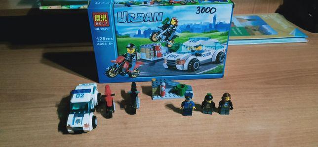 Лего  URBAN качество хорошее
