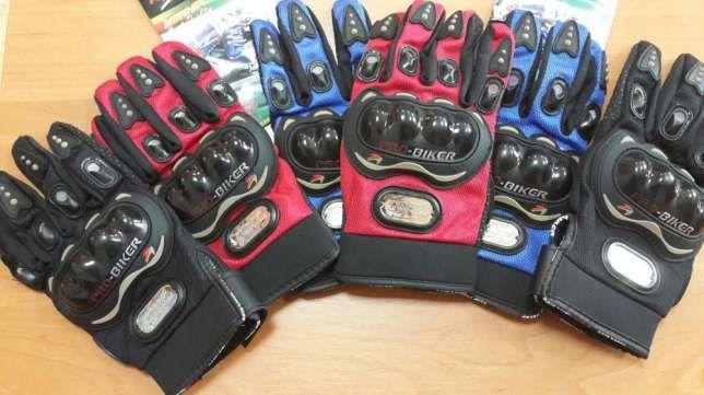 """Новые, защитные мото перчатки """"Pro Biker"""" отличного качества!"""