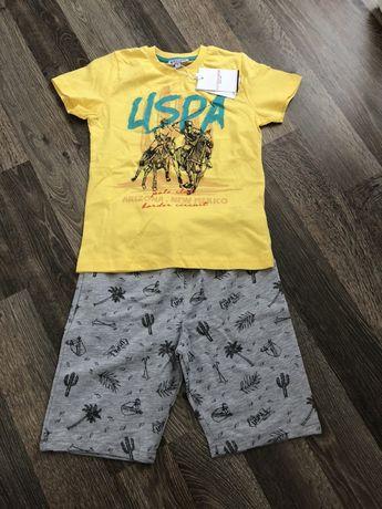U.S. POLO ASSN детски комплект 5г