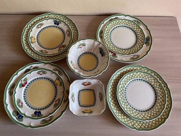 тарелки Villeroy & Boch