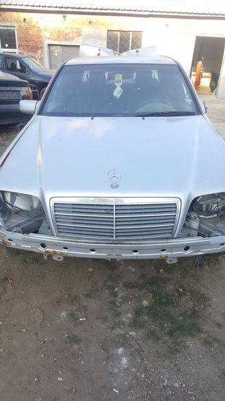 Mercedes c200 compresor