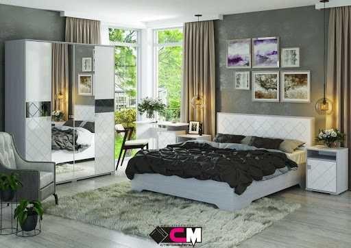 Новая спальня Сальма, Россия