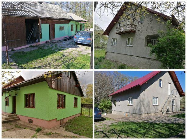 Complex de case și teren intravilan 1.7 ha
