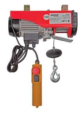 Телфер електрически, лебедка електрическа RD - EH01 510W Raider