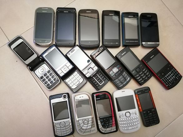 Nokia C7,N8,600,500,311,5250,X2,N80,6125,6270,6280,7610,6680,201,5310