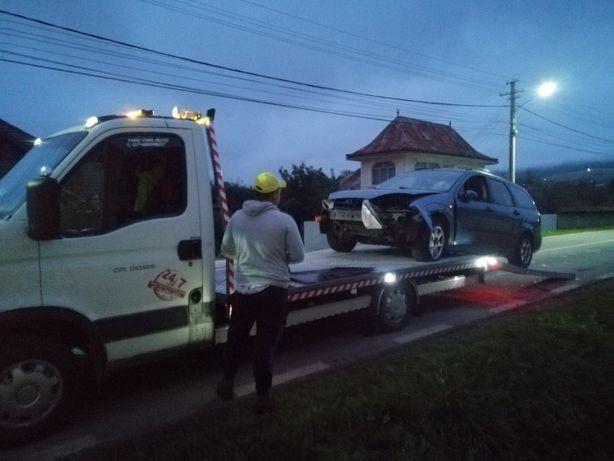 Tractări auto (Târgu Neamț)