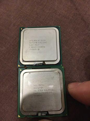 Процессоры Intel 775 Socket