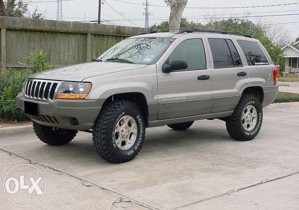 Kit Inaltare Suspensie Jeep Grand Cherokee WJ 99-04