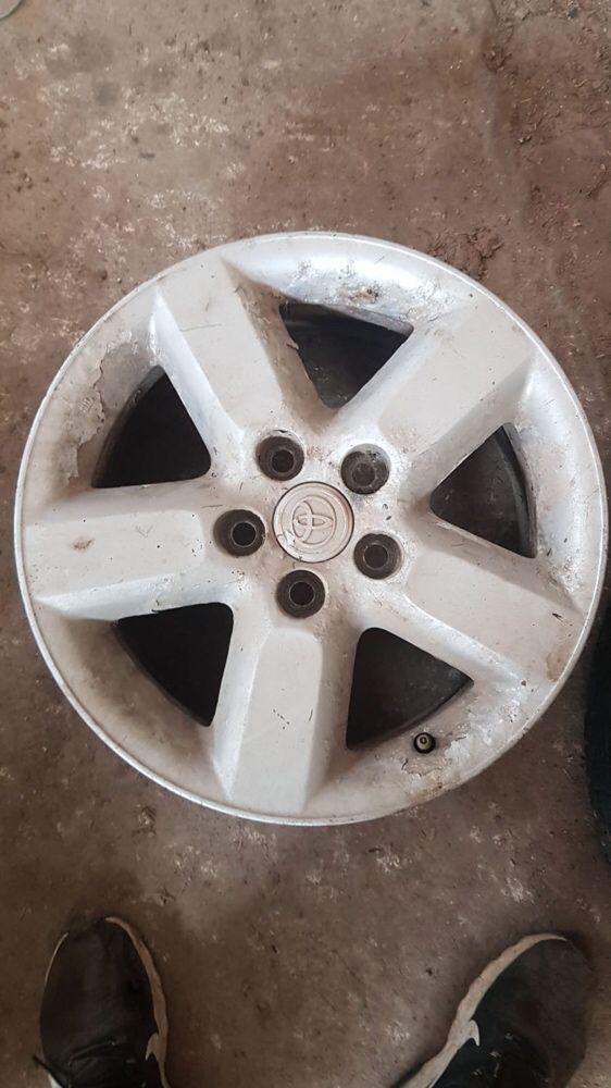 """Jante aliaj 16"""" Toyota RAV4"""