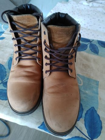Обувки/боти Geox, запазени, зимни