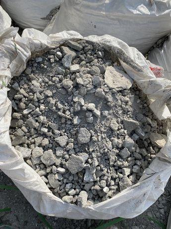 Утеплитель. Отходы от газоблока вместо керамзита
