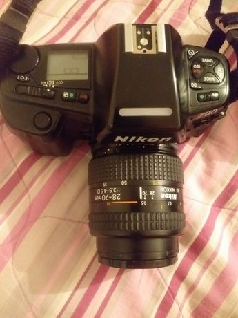 Nikon F90 / 2001 (N90)