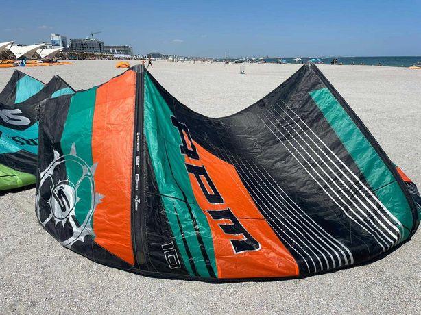 SLINGSHOT kites RPM si TURBINE, bars, harness