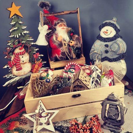 Новогодние игрушки, подарки