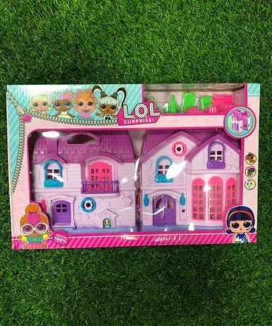 АкциЯ!!Кукольные домики LOL