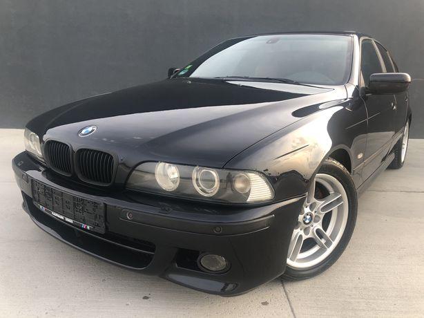 BMW Seria 5 E39 530d 193 CP Individual M 2003 Xenon Navi Trapa Jante