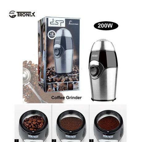 Гаранция! Немкса електрическа кафемелачка 200W VOLTZ