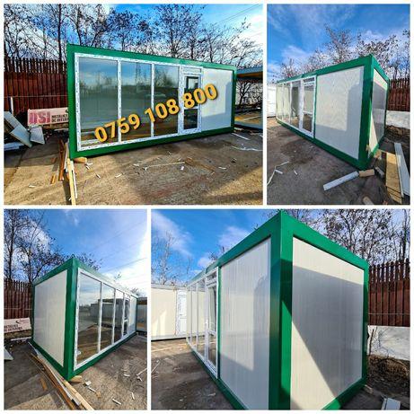 Containere tip modulare monobloc birou magazin paza locuințe etc