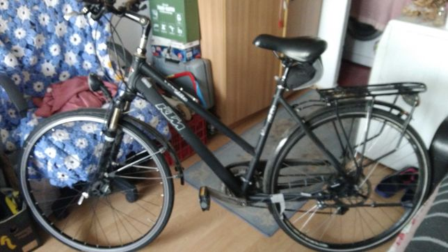 Bicicketa hidraulica ktm