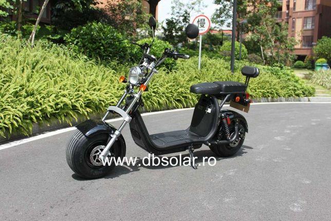 Scuter Electric 20Ah INMATRICULABIL Trotineta Electrica Chopper EEC