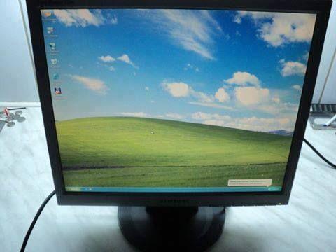 "Monitor 17"" Samsung 720N, foarte bine intretinut"