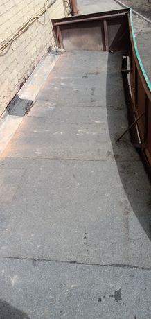 Ремонт мягкой ижесткой кровли любой сложности балконы, крыши,гаражей.