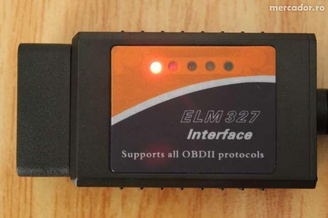 Interfata diagnoza ELM327 v1.4 Chip Original