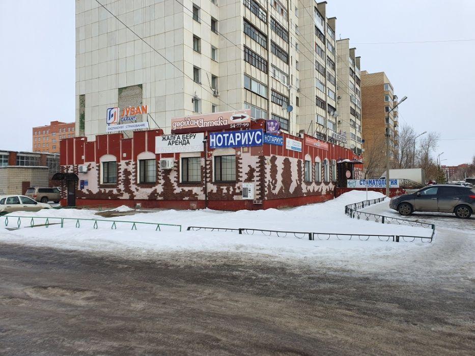 Здание площадью 571.8м2. Козыбаева 107