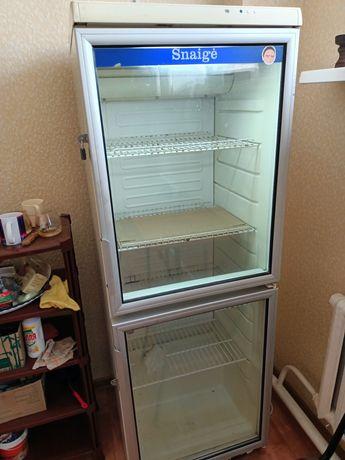 Холодильник плюсовой