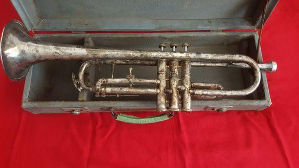 Старинен тромпет Lignatone