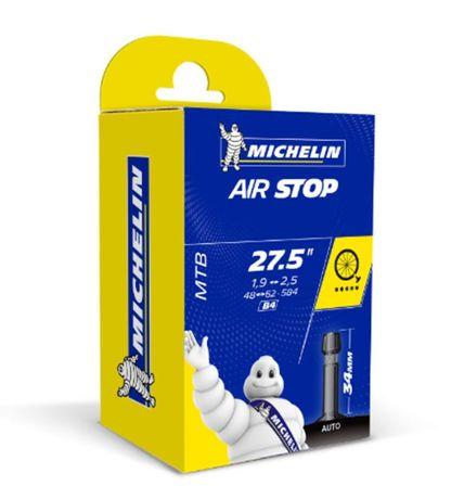 Michelin Airstop B4 - 27.5x1.9-2.60 AV. Schrader - camera mtb