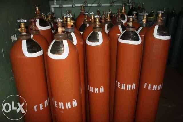 Газ Гелий в Атырау.