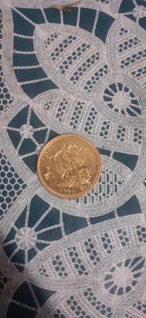 moneda elizabeth a-2-aur pur