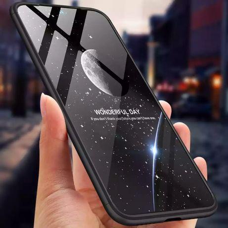Кейс 360° градуса мат за Xiaomi Mi 8 A1 A2 Lite Redmi Note 7 6 5 4 S2