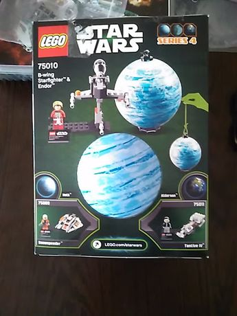 Lego SW 75010-B-wing Starfighter & Endor