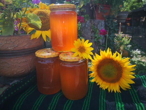 Пчелен мед реколта 2021