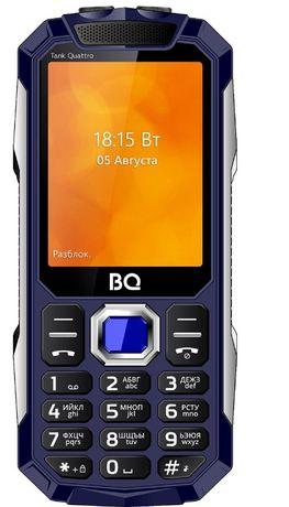 BQ TANK c 4 сим картами моб телефон,камера,новый в упаковке