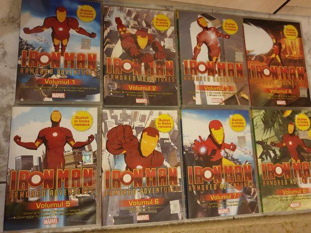 CD-URI IRON MAN Set Complet 8 CD