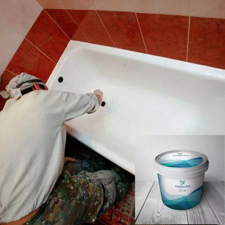 Реставрация всех видов ванн