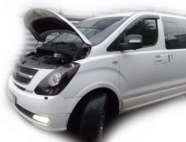 Pistoane capota motor Hyundai H1 i800 iMax Starex an 2007-2017