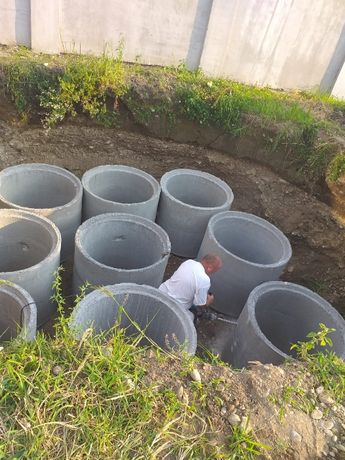 tuburi fantana din beton