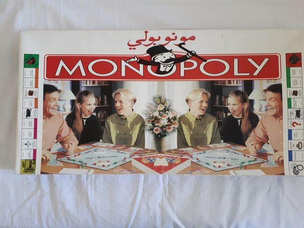 Игра MONOPOLY Монополия