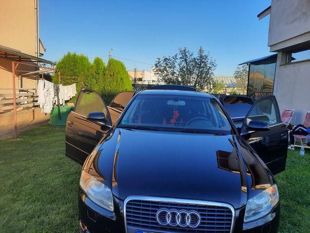 Vând Audi A4/2,0 TDI 140 cp