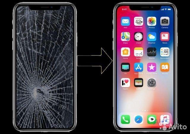 Замена Дисплея Iphone Samsung с гарантией Ремонт телефонов