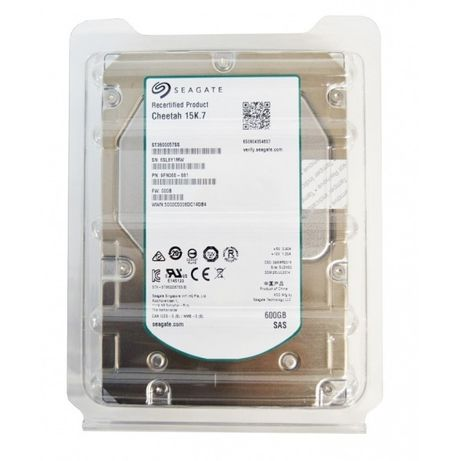 Hard disk Server Seagate Cheetah 3.5 600GB 15000rpm 16MB SAS ST360005