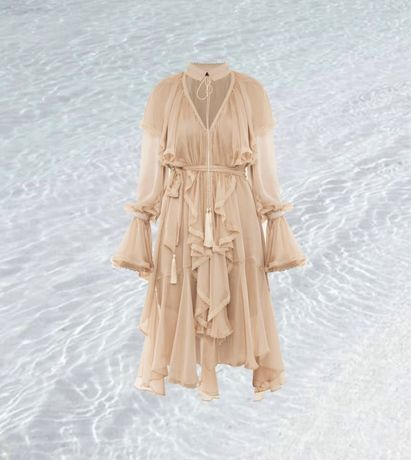 Продам роскошное платье overthesea - 30.000