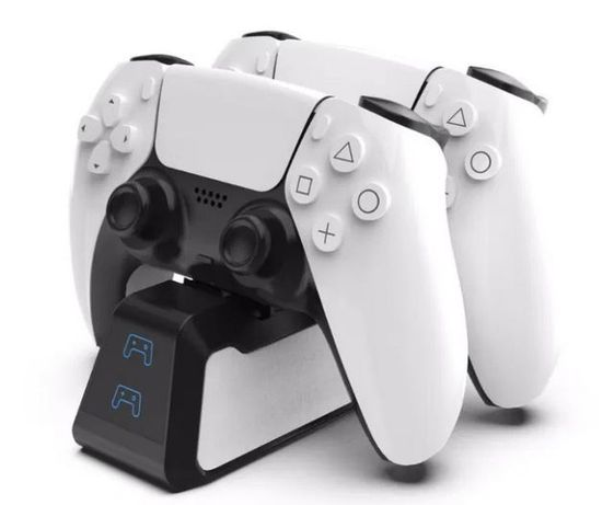 Statie Incarcare Dock Dual Controller ps5 Playstation