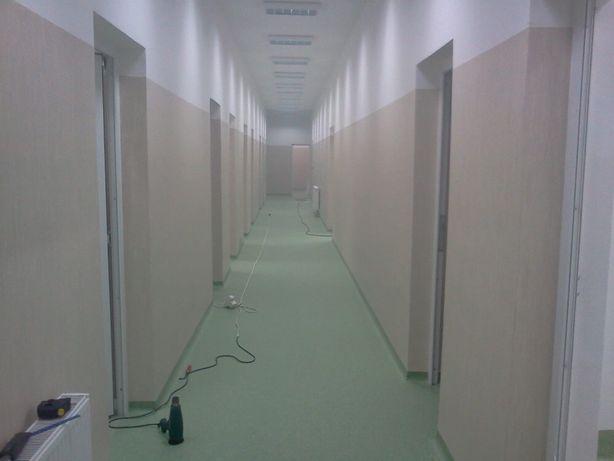 Linoleum PVC antibacterian unitati medicale