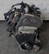 Motor 1.4 16v cod BBY Polo 9n/Fabia/Ibiza/Lupo/Audi A2/Arosa/Cordoba